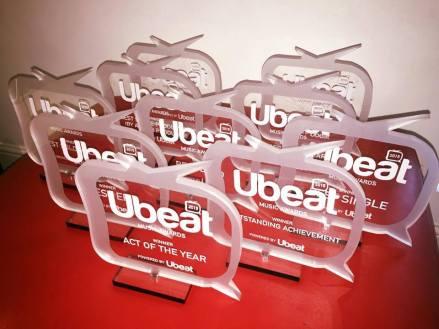 ubeat award