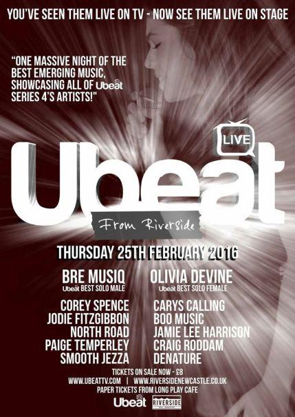 ubeat poster